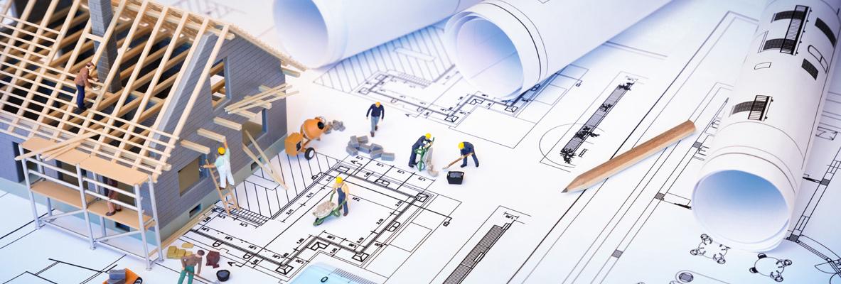 Modèle de construction de maison